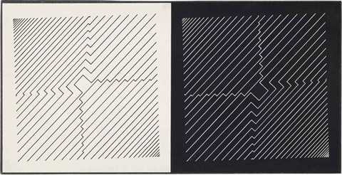 ilile by victor vasarely