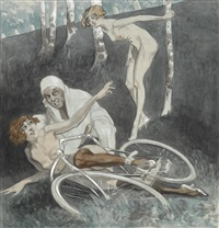 erotic illustrations Most