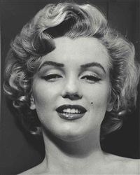 marilyn monroe by philippe halsman