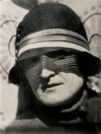 portrait au chapeau by pierre dubreuil