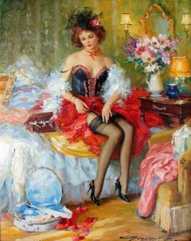 Peintre francais erotique