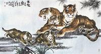 天伦之乐 by ma xinhua