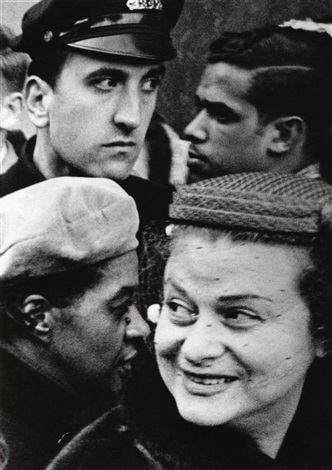 4 heads by william klein