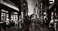 irma la douce, film de billy wilder by alexander trauner