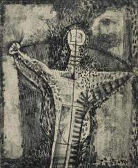 fantasma by rufino tamayo