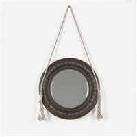 mirror by carlo bugatti