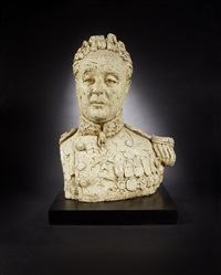 admiral sir william milbourne-james kcb by frank dobson