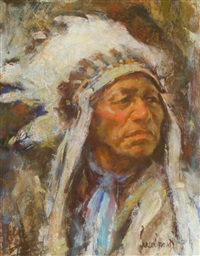crow chief by harley brown
