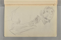 carnet de 1910-1917 (sketchbook w/c.23 works) by pierre bonnard
