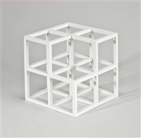 cube without a cube by sol lewitt