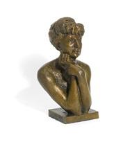 head of mrs rosenberg by frederick edward mcwilliam