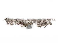 charm bracelet by georg jensen (co.)