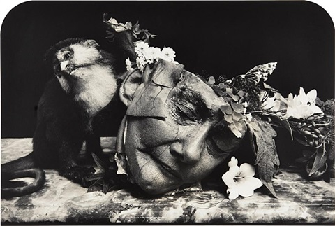face of a woman marseilles by joel peter witkin