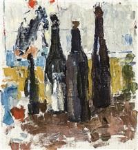 les bouteilles by rik wouters