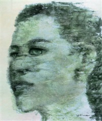 green wind by ren jian-hui