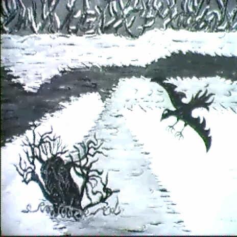 lhiver au corbeau noir by jan vaerten