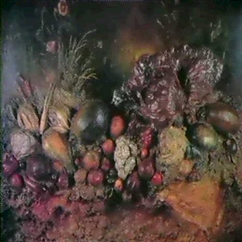 nature morte de fruits et legumes by j thibert
