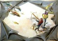 le chasseur de poissons by jean janin
