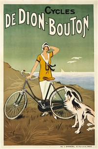 cycles de dion bouton by félix fournery