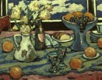 les fleurs jaunes by lev diakonitsin