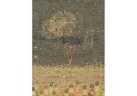 firework by kiyoshi yamashita