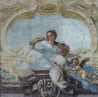 allegoria dell'obbedienza by corrado giaquinto