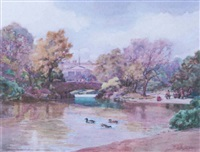 in st. stephen's green by gladys wynne