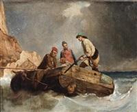 la chasse au canard by eugène modeste edmond le poitevin