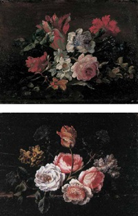 bouquet di fiori (+ another; 2 works) by giuseppe vicenzino
