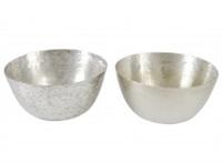 bowls (pair) by tapio wirkkala