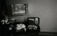 m.l. king's hotel room after he was shot by steve schapiro