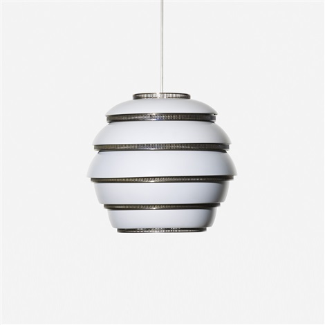 beehive ceiling lamp model a331 by alvar aalto