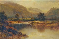 landscape by samuel lawson booth