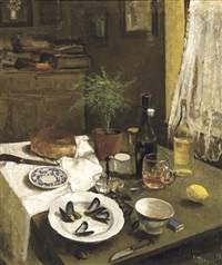 nature morte by maurice dupuis