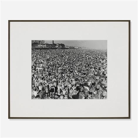coney island by weegee