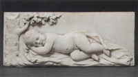 a sleeping putto by anglo-dutch school (18)