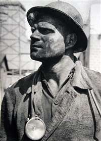 famous miner from donbass nikita izotov by mark markov-grinberg