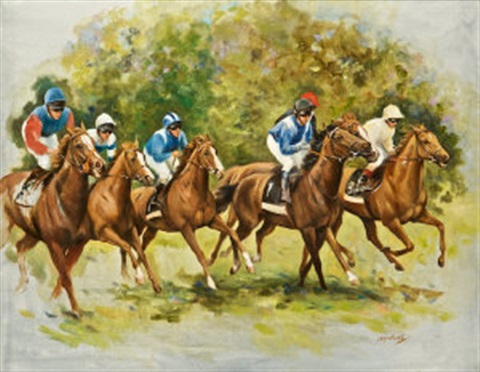 the mile start goodwood by sarah aspinall