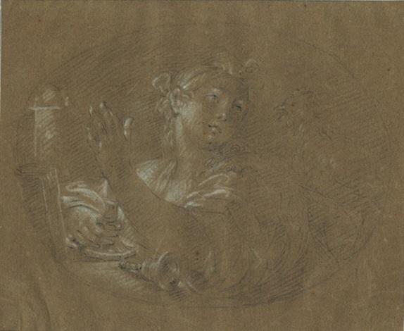 allegoria della notte by bartolomeo biscaino