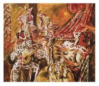 carmina burana la taberna o carmina botana by jazzamoart