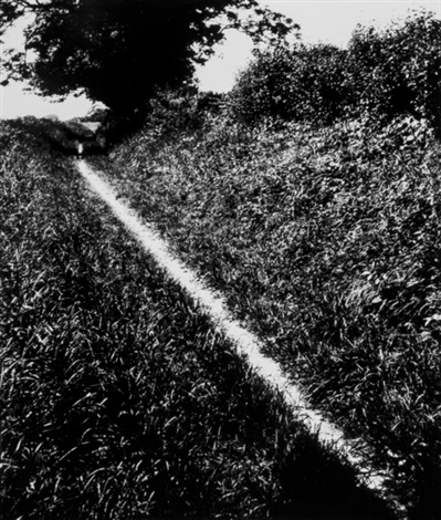 pilgrims way kent by bill brandt