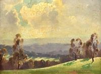 the valley by albert ernest newbury