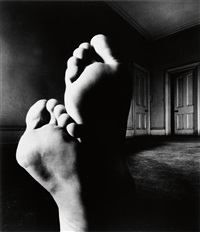 feet abstraction by bill brandt
