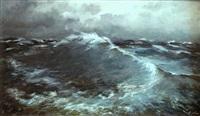 the sea is singing by stanislavs kreics
