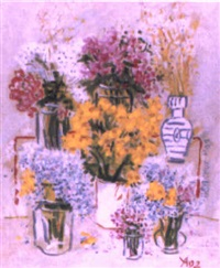 composition florale by anatoli usachev
