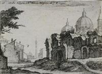 palla salurra a s. maria da j zengari (+ pietro santa maria nouva; 2 works) by giovanni battista mercati