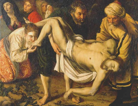 the entombment by jan wouters