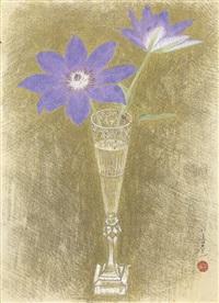 clematis by yoshishiko yoshida