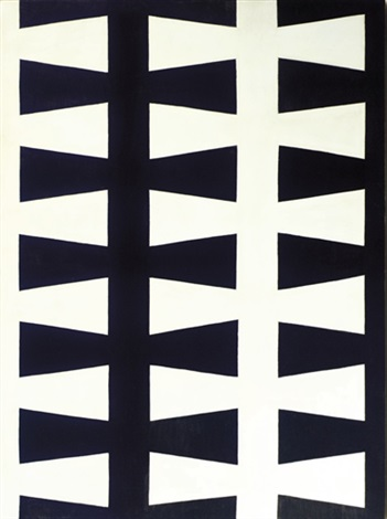 black white repeat by leon polk smith