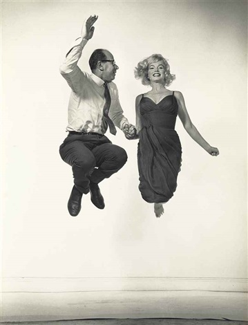 philippe halsman and marilyn monroe by philippe halsman